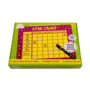 star chart box
